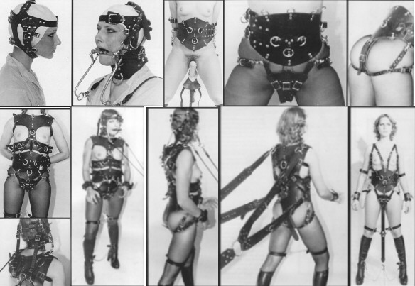 Share confinement clothing stories bdsm